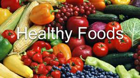 Eat Healthy Food for an Ageless Healthy Body