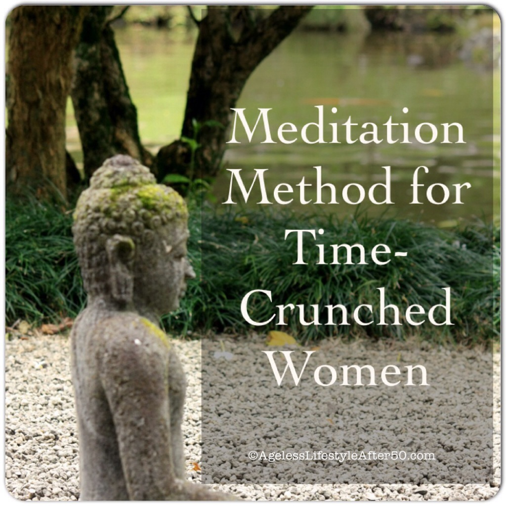 Helping Time-Crunched Women to Meditate