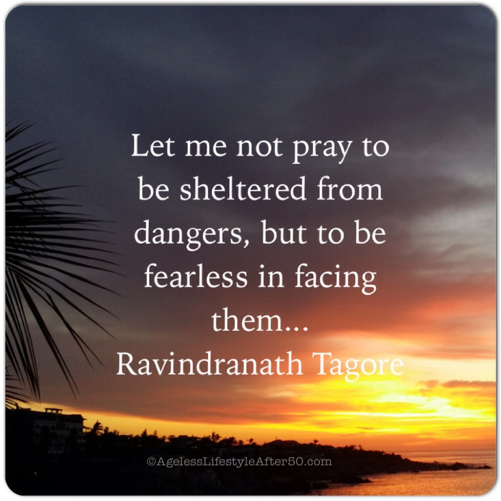 Ravindranath Tagore quote