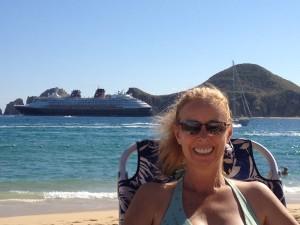 Lynn Medano Beach Cabo