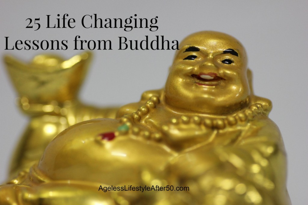 Lessons from Buddha