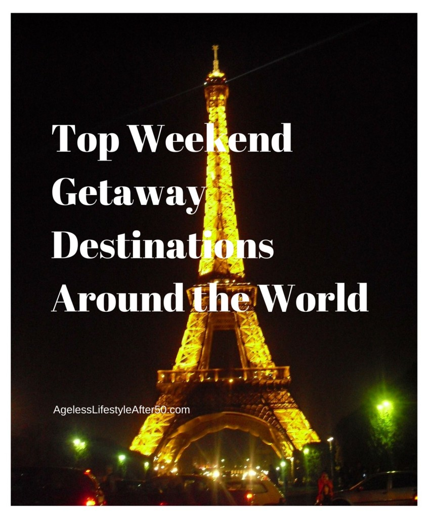 Top Weekend Getaway Destinations Around the World