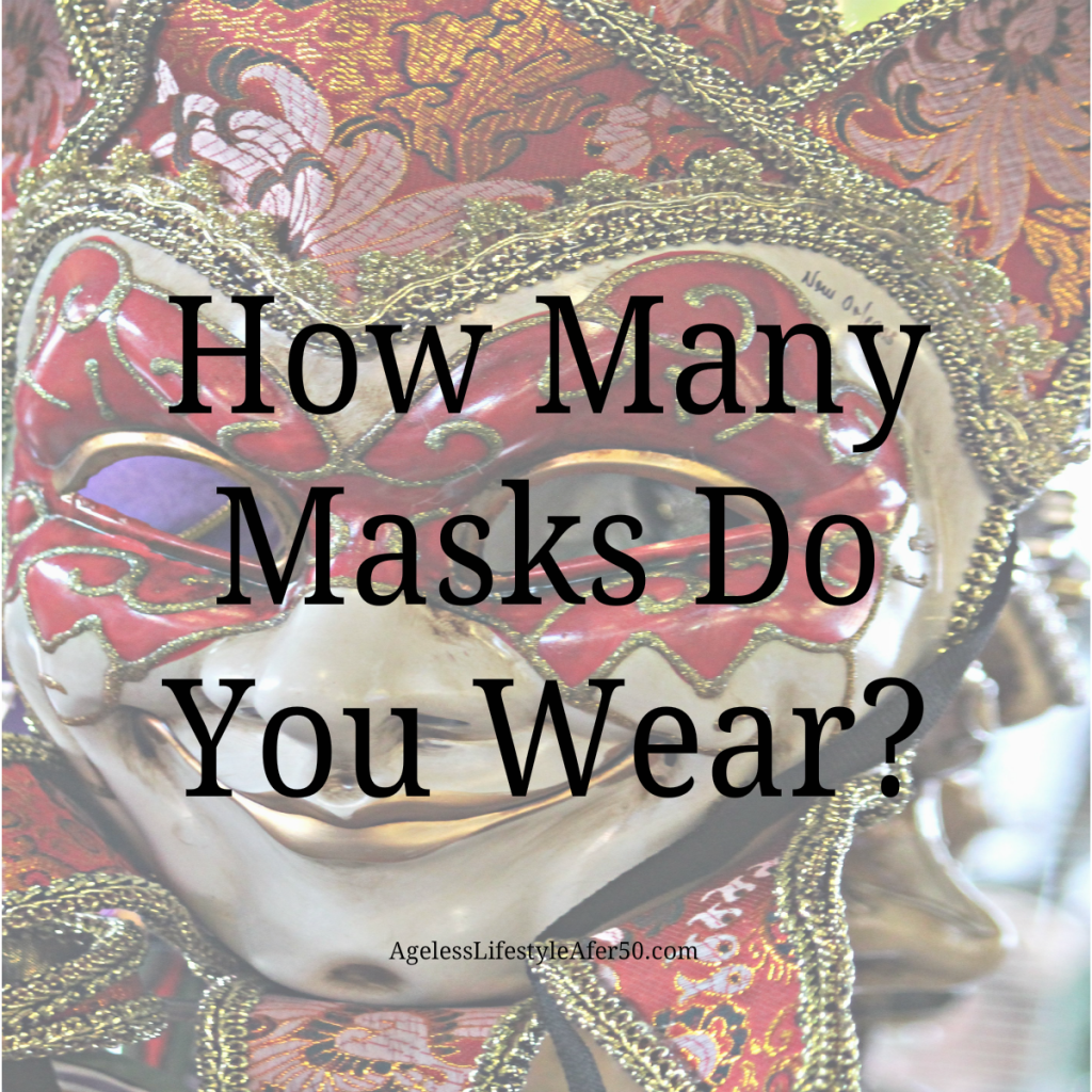How Many Masks Do You Wear?