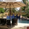 Scottsdale house pool