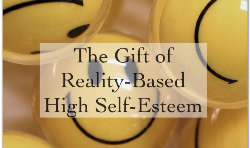 Gift of High Self-Esteem