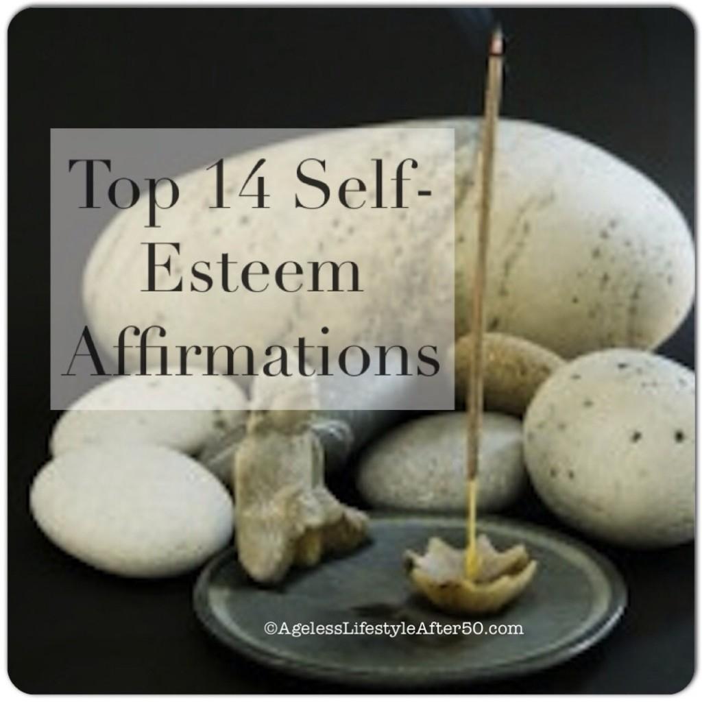 14 self-esteem affirmations