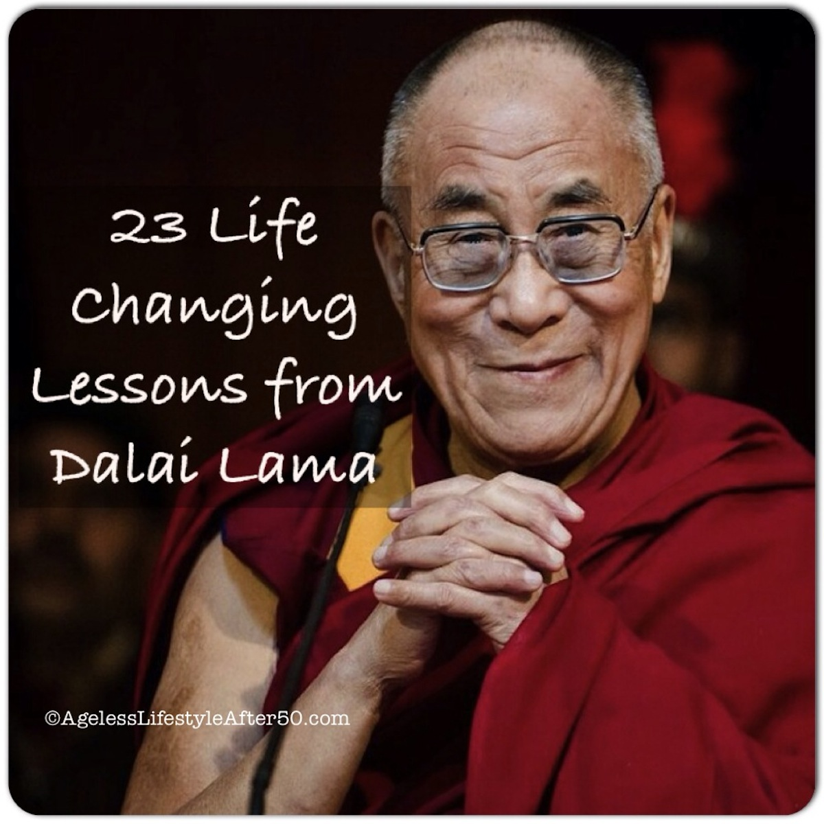 Dalai Lama Quotes On Life 23 Life Changing Lessons From Dalai Lama  Lynn Pierce  Ageless