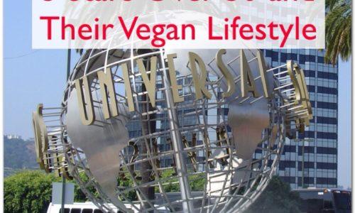 Vegan stars over 50