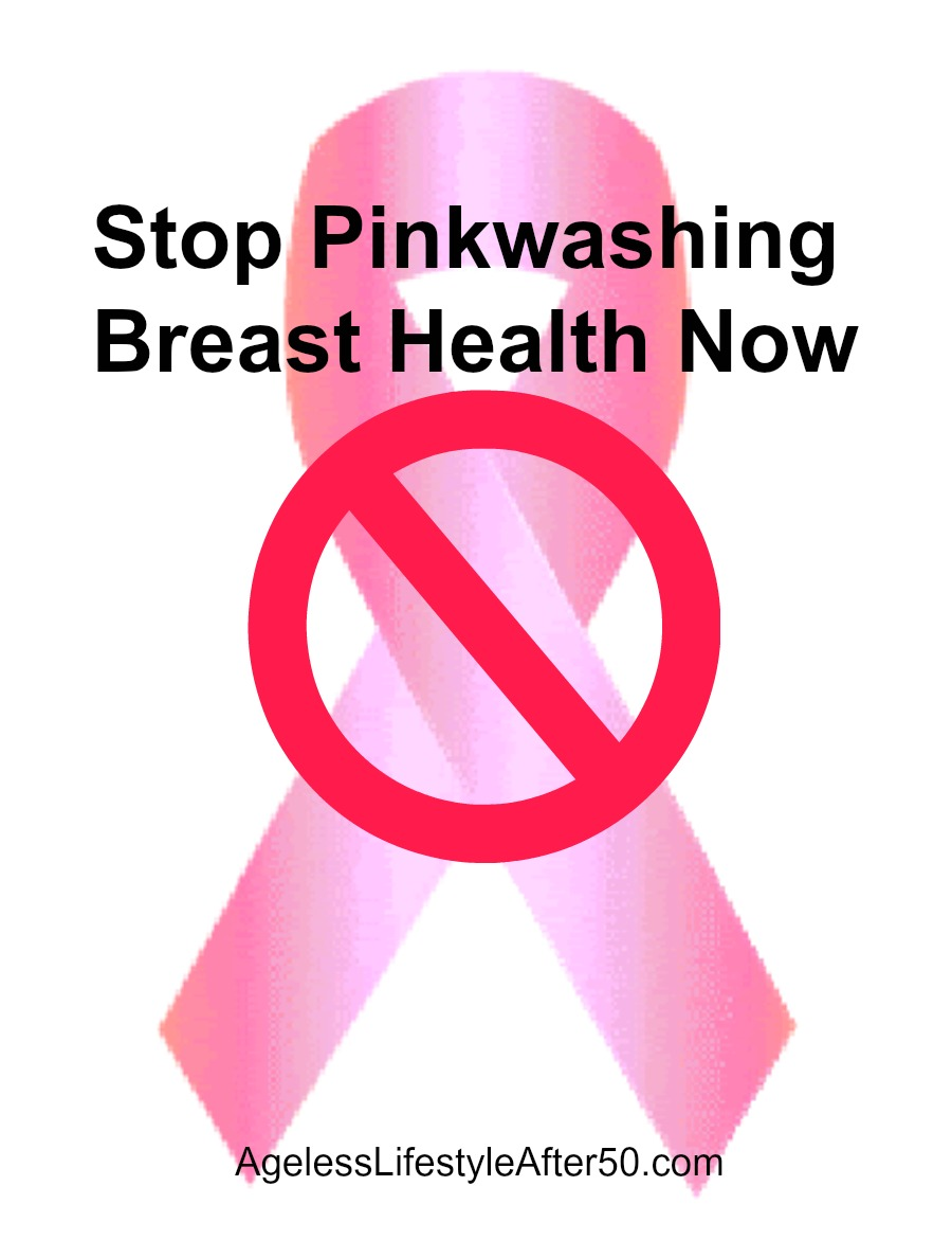 pinkwashing breast cancer