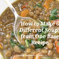 make different soups photo courtesy tasteloveandnourish.com