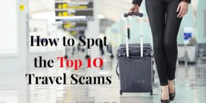 travel scams