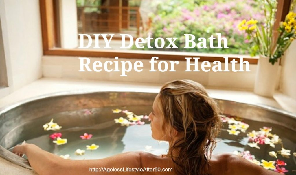 DIY Detox Bath Recipe for Health