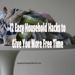 12 Easy Household Hacks to Give You More Free Time