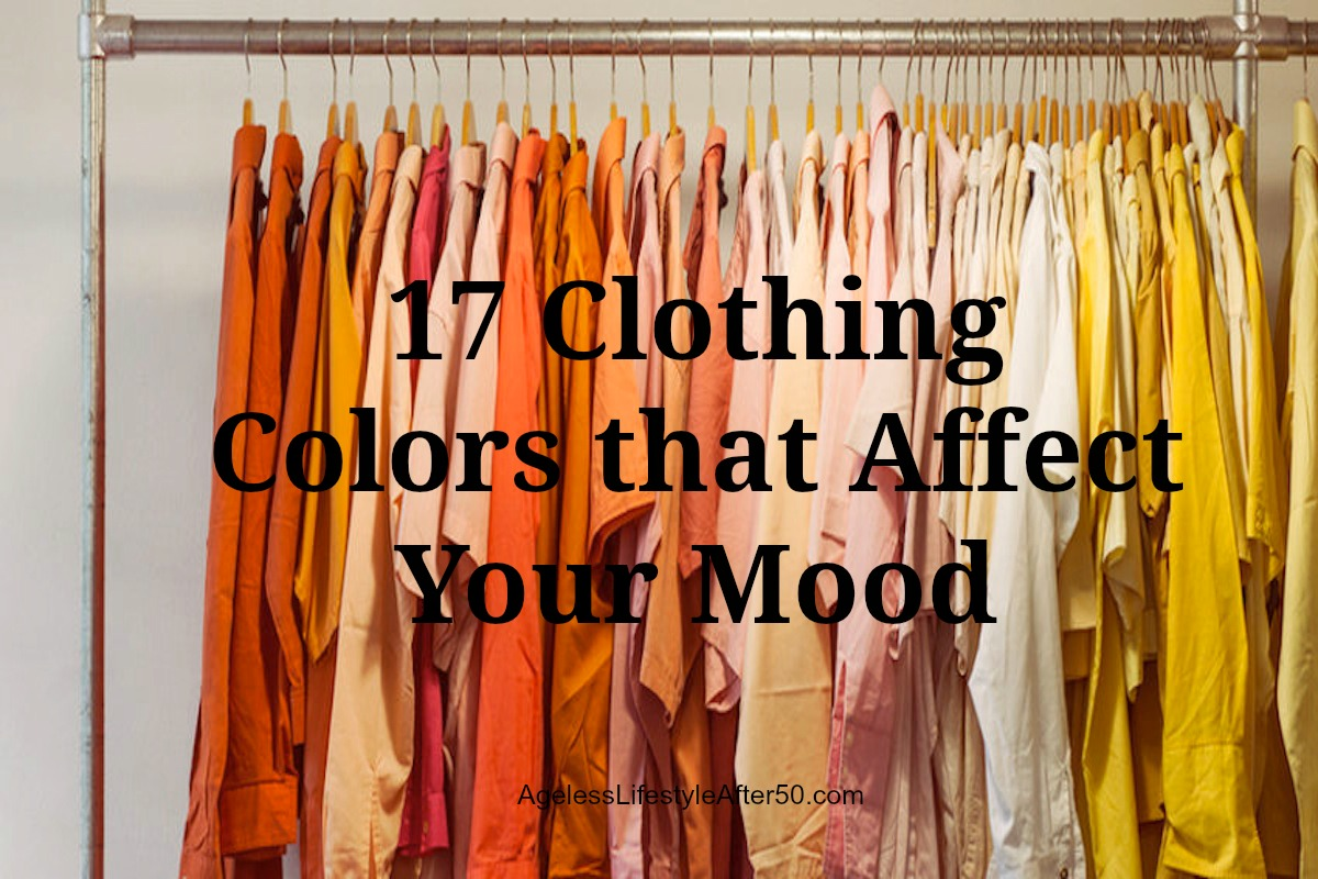 17 Clothing Colors That Affect Your Mood
