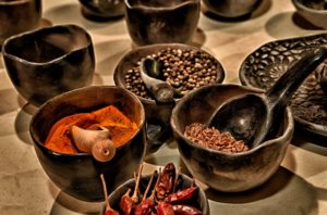 Clean eating tip add spices, chiles, herbs