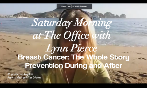 Breast Cancer: The Whole Story Prevention During and After