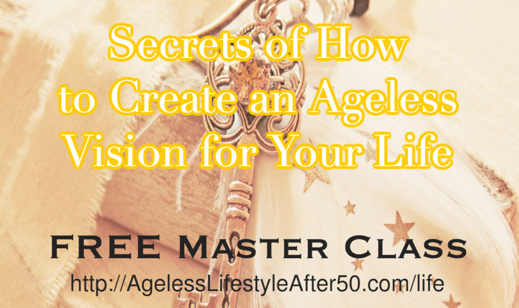 Master Class Creating a Vision for Your Life