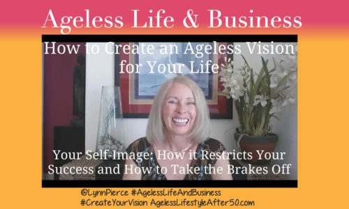 How Your Self-Image Restricts Your Success & How to Take the Brakes Off