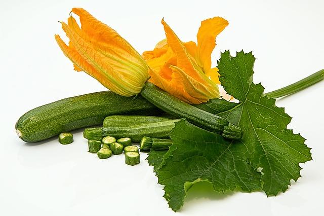 zucchini, courgette, squash