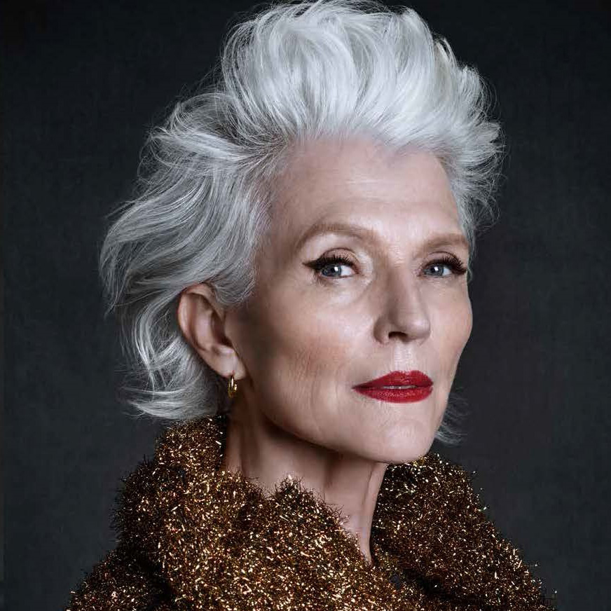 Maye Musk, mother of Elon Musk