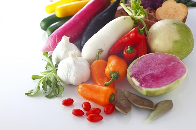 food, healthy, vegetable
