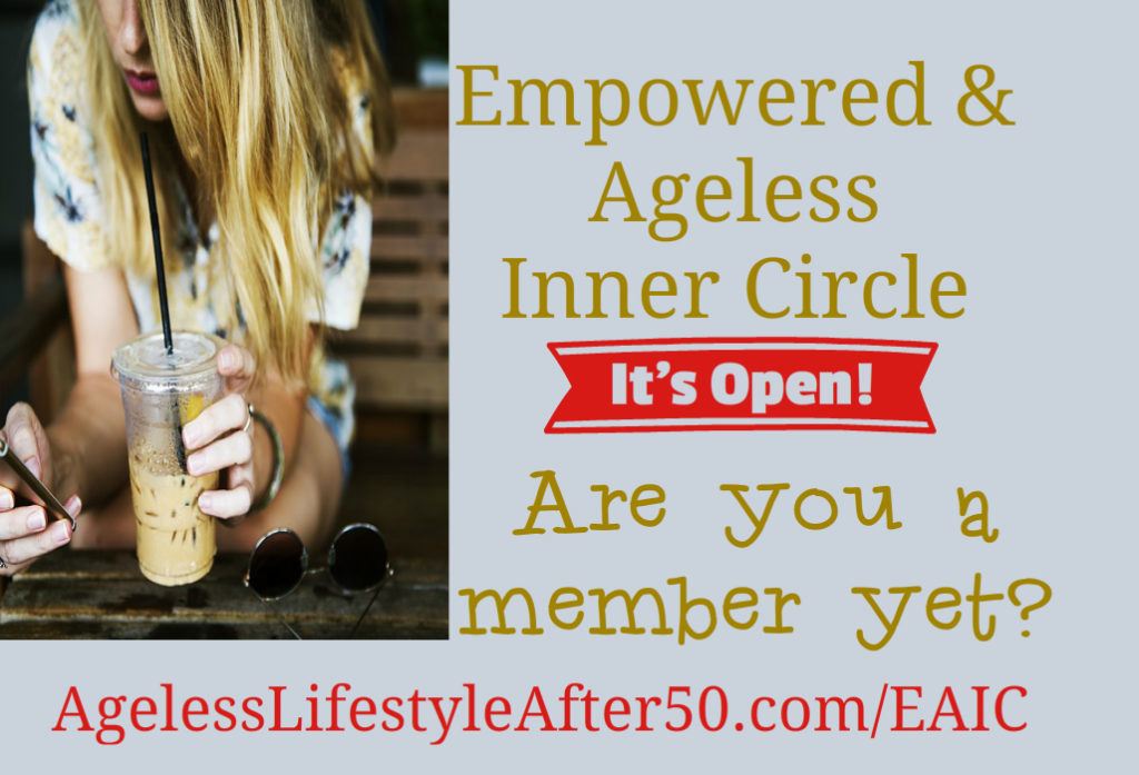 Empowered and Ageless Inner Circle 2