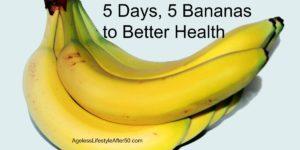 5 Bananas to Better Health