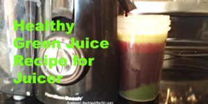 Healthy Green Juice Recipe for Juicer