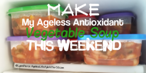 Ageless Antioxidant Vegetable Soup