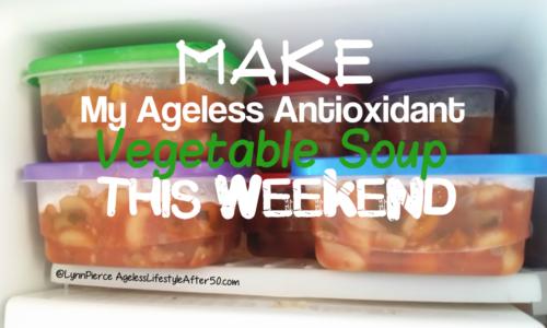 Ageless Antioxidant Vegetable Soup