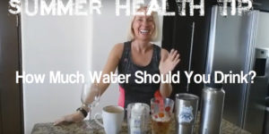 How much water should you drink?